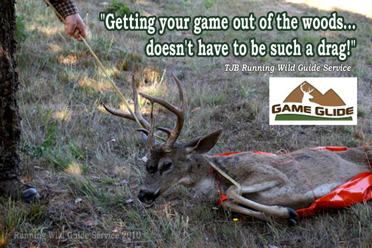6 Game Glide-deer-drag-sled-w-blacktail-deer-2
