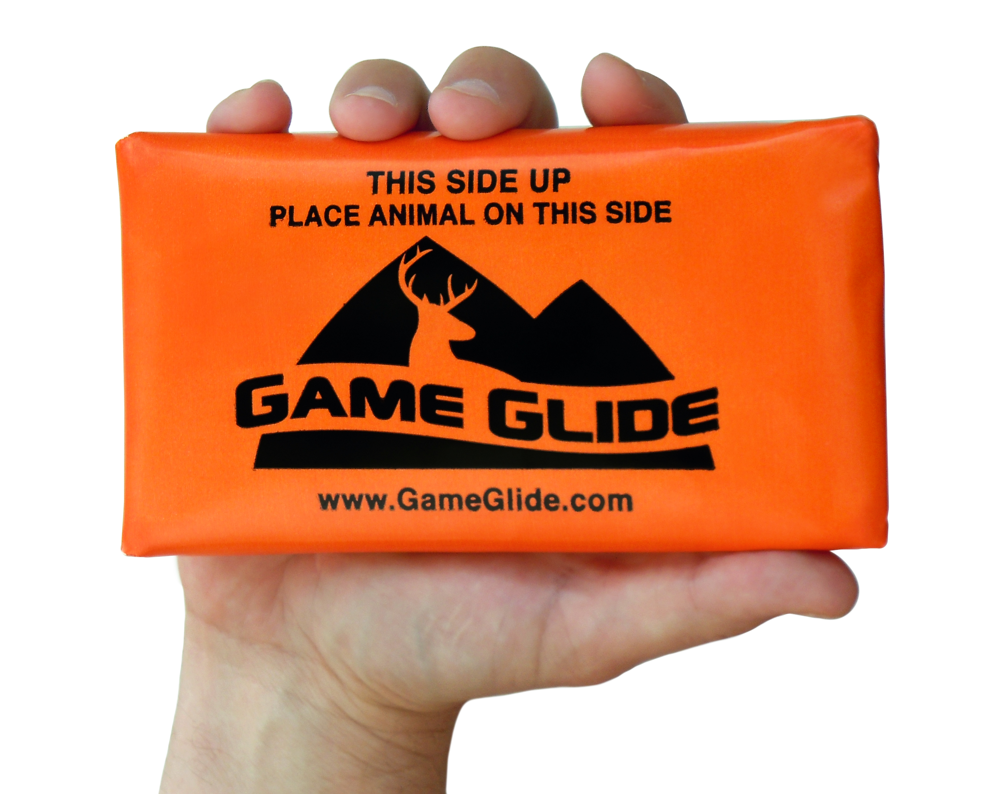 Game Glide Deer Sled in Hand